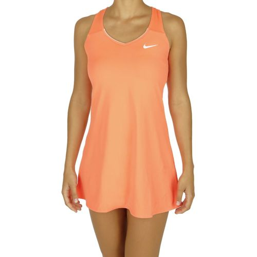Nike Pure Dress Women - Orange, White
