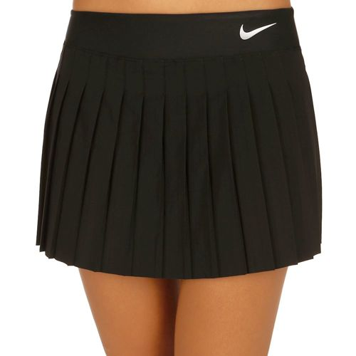 Nike Advantage Victory Skirt Women - Black, White