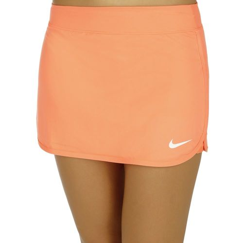 Nike Pure Skirt Women - Orange, White