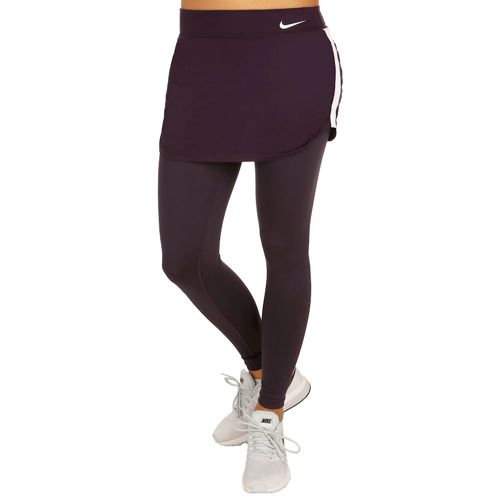 Nike Court Skirt Women - Violet, White