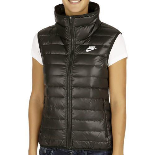 Nike Sportswear Vest Women - Black, White