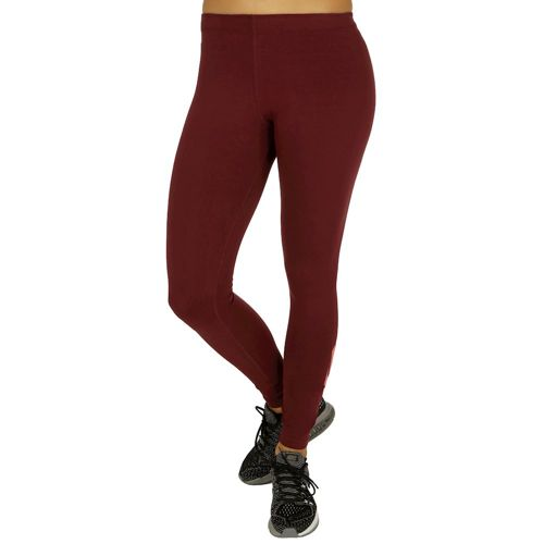 Nike Leg-A-See Logo Leggings Women - Dark Red, Orange