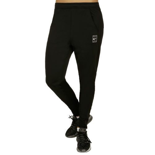 Nike Court Training Pants Women - Black, White