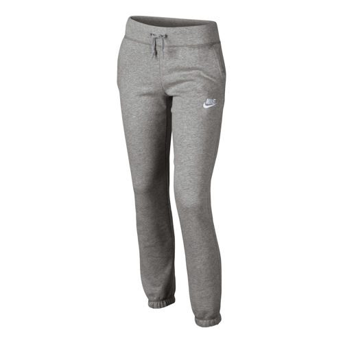 Nike Sportswear Training Pants Girls - Grey, Silver