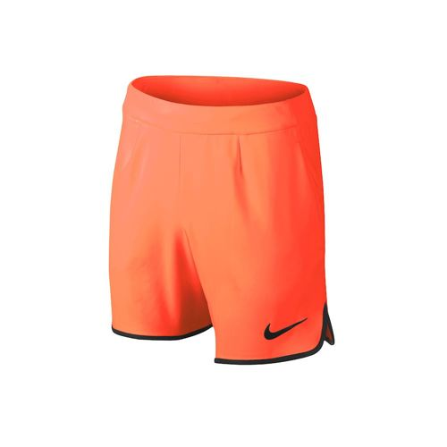 "Nike Flex Gladiator 6"" Shorts Boys - Orange, Violet"