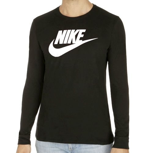 Nike Sportswear Sweatshirt Men - Black, White