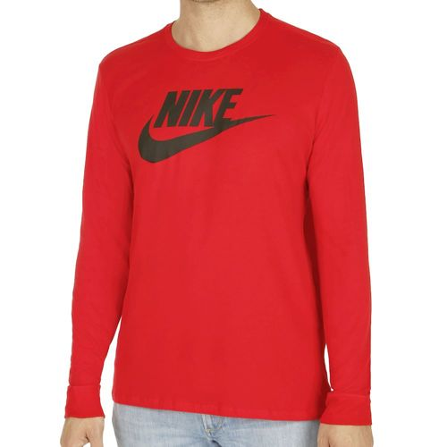 Nike Sportswear Long Sleeve Men - Red, Black