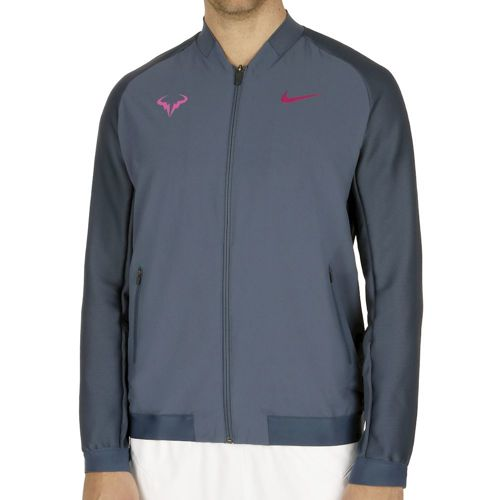 Nike Rafael Nadal Premier Training Jacket Men - Petrol, Pink