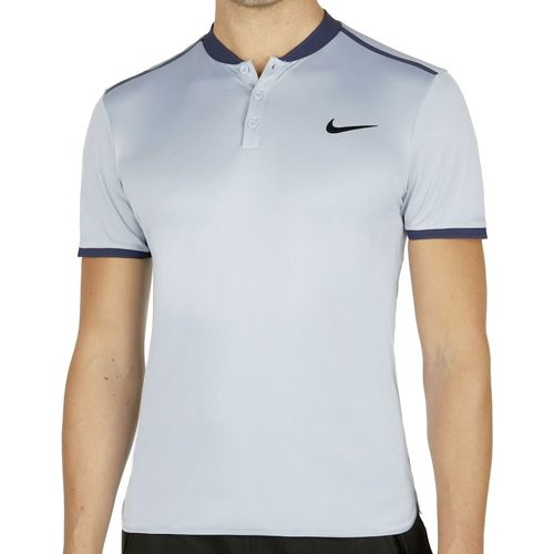 Nike Advantage Premier Polo Men - Blue, Dark Blue