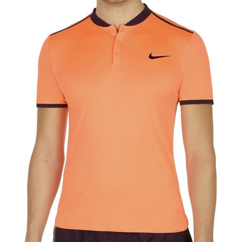 Nike Advantage Premier Polo Men - Orange, Violet
