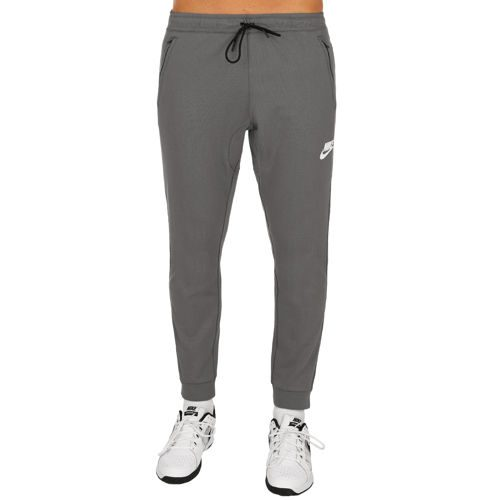 Nike Advance 15 Fleece Training Pants Men - Dark Grey, Black