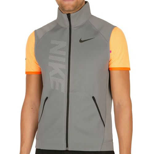 Nike Therme Sphere Training Vest Men - Grey, Anthracite