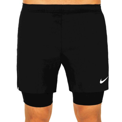 Nike Court Flex Shorts Men - Black, White