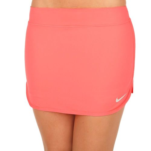Nike Court Pure Skirt Women - Coral, White