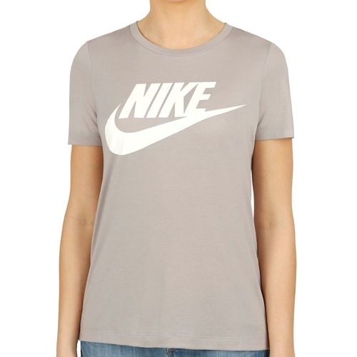 Nike Sportswear Essential T-Shirt Women - Grey, White