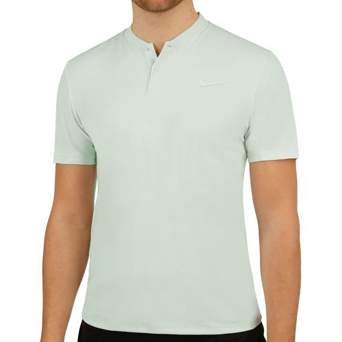 Nike Court Advantage Solid Polo Men - Mint, Black