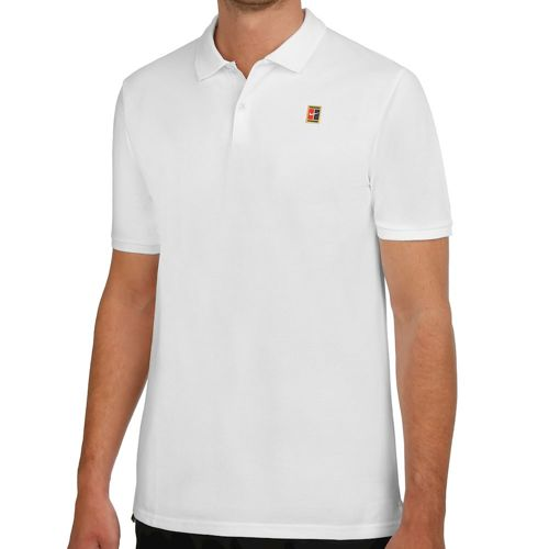 Nike Court Polo Men - White