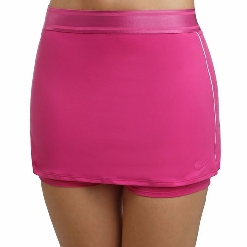 Nike Court Dry Skirt Women - Pink, White