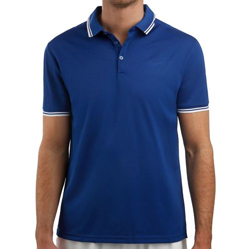 Nike Court Polo Men - Blue, White