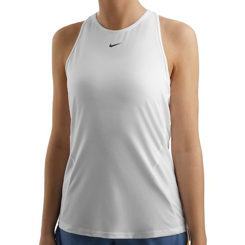 Nike Pro Tank Top Women - White, Black