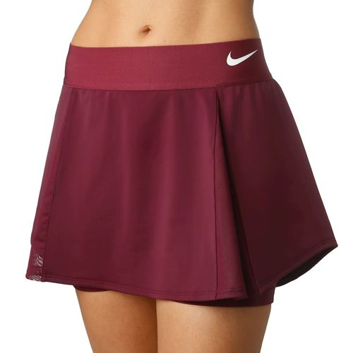 Nike Court Elevated Flouncy Skirt Women - Berry, White
