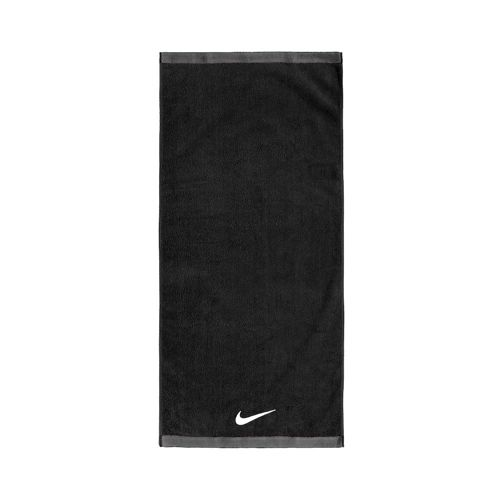 Nike Fundamental Towel 38x80cm Medium - Black, White