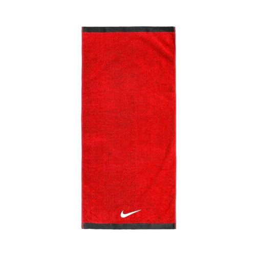 Nike Fundamental Towel Medium - Red, White
