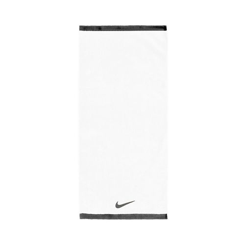 Nike Fundamental Towel Medium - White, Black