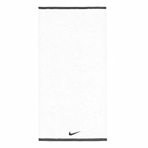 Nike Fundamental Towel 60x120cm - White, Black