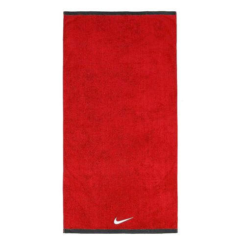 Nike Fundamental Towel 60x120cm - Red, White