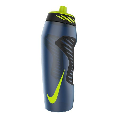 Nike Hyperfuel 32oz (946ml) Water Bottle - Dark Blue, Black