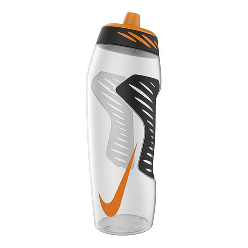 Nike Hyperfuel 32oz Water Bottle 946ml - White, Black