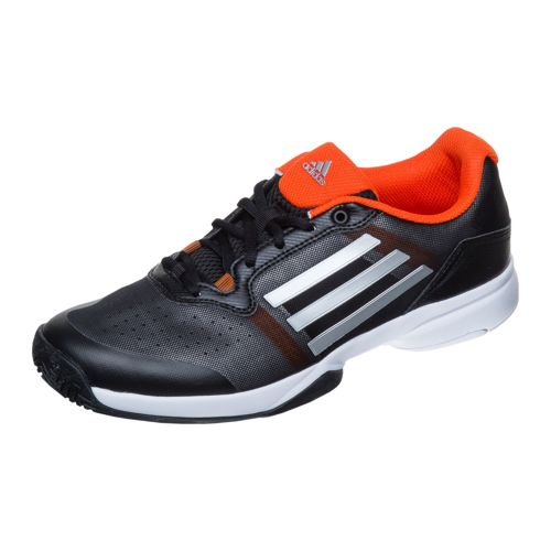 adidas Sonic Court All Court Shoe Men - Black, Silver