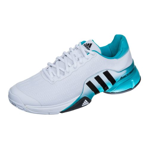 adidas Barricade Dominic Thiem All Court Shoe - White, Black