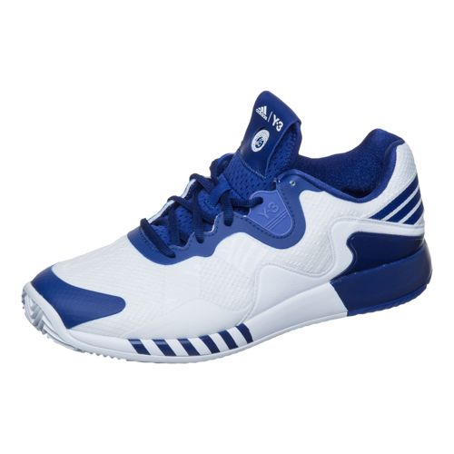 adidas Adizero Y-3 All Court Shoe Men - White, Blue