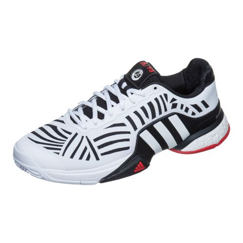 adidas Barricade Boost Y-3 All Court Shoe Men - Black, White