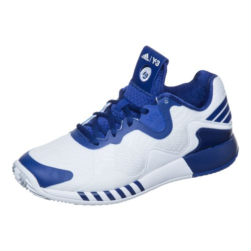 adidas Adizero Y3 All Court Shoe Women - White, Blue