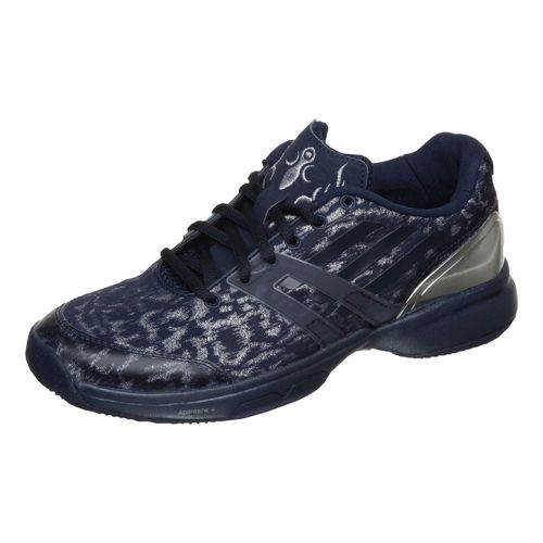 adidas Adizero Ubersonic Artemis All Court Shoe Limited Edition Women - Dark Blue, Silver