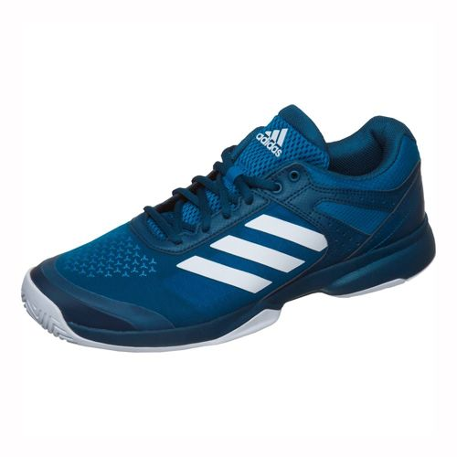 adidas Adizero Court All Court Shoe Men - Dark Blue, White
