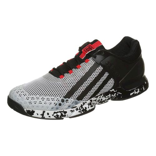 adidas Adizero Ubersonic SunTzu Clay Court Shoe Men - White, Black