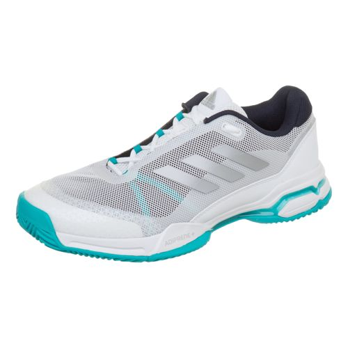 adidas Barricade Club All Court Shoe Men - White, Lightgrey