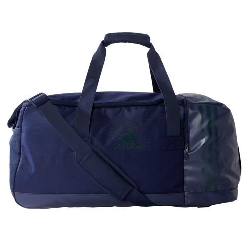 adidas 3 Stripes Performance Teambag M Sports Bag M - Dark Blue