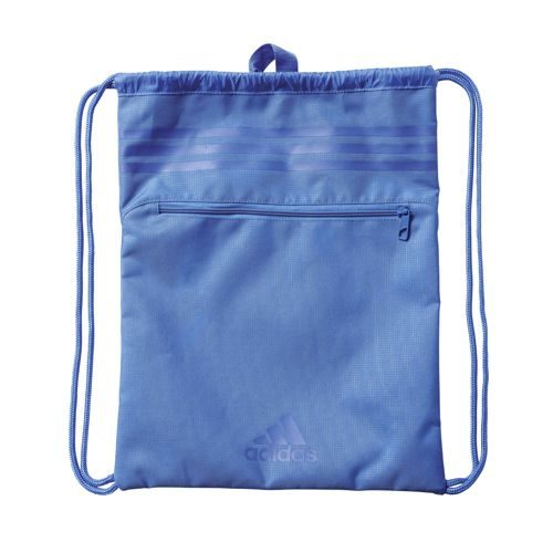 adidas 3 Stripes Performance Gymbag Sports Bag - Blue, Dark Blue