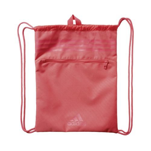 adidas 3 Stripes Performance Gymbag Sports Bag - Red