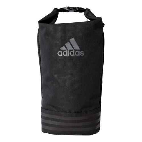 adidas 3 Stripes Performance Shoebag Shoe Bag - Black, Grey