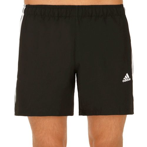 adidas Essentials Sport 3-Stripes Chelsea Shorts Men - Black, White
