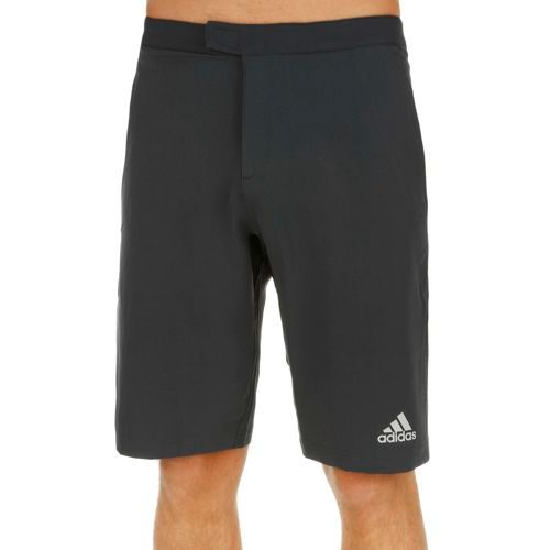 adidas Barricade Jo-Wilfried Tsonga Bermuda Shorts Men - Grey