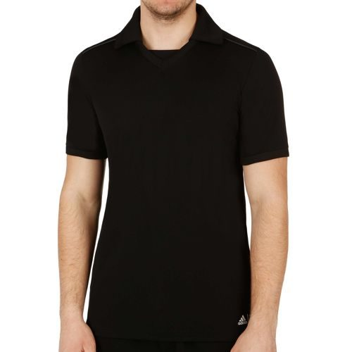 adidas Roland Garros Y-3 Premium Polo T-Shirt Men - Black