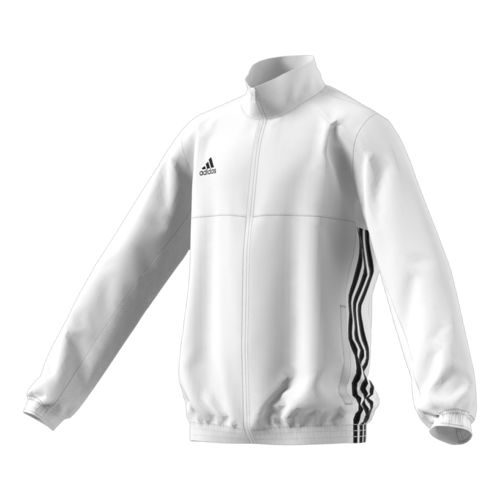 adidas T16 Team Training Jacket Kids - White, Black
