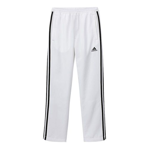adidas T16 Team Y Training Pants Boys - White, Black